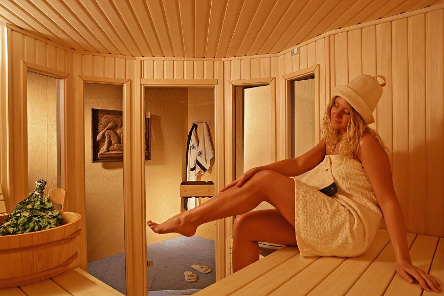 Ванна красоты: увлажняйте кожу и сбрасывайте вес в сауне