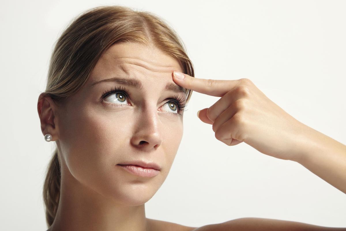 Как разгладить морщины на лице