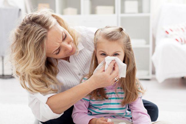 Как защитить ребенка от гриппа в разгар эпидемии