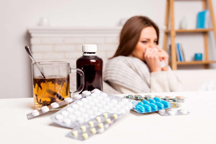 Три главных совета, которые помогут не заболеть гриппом в разгар эпидемии этой зимой