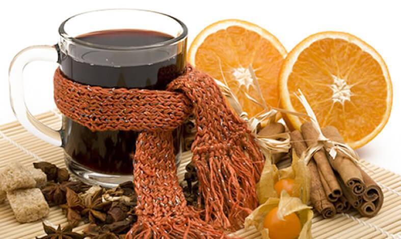 10 целебных и вкусных чаев от простуды