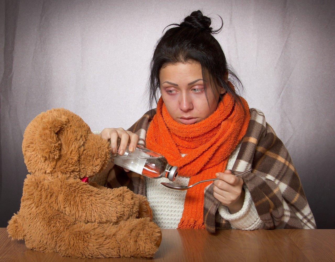 Как избежать заражения гриппом