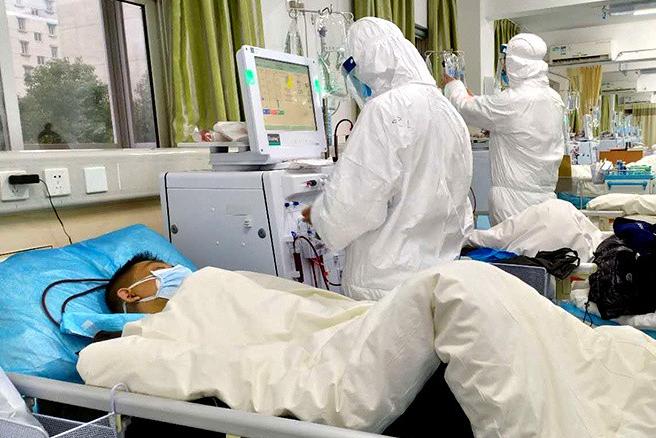 Китай обнародовал последние данные о коронавирусе