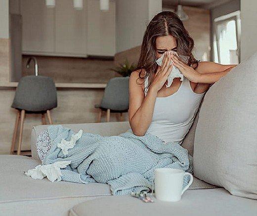 Названы продукты, защищающие от вирусов и простуды