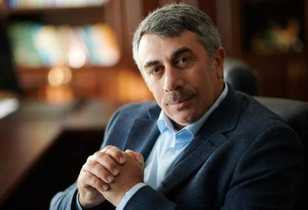 Доктор Комаровский опроверг популярные мифы о коронавирусе