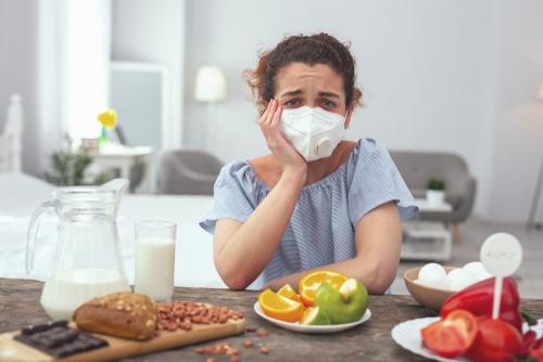 5 полезных продуктов питания при коронавирусе