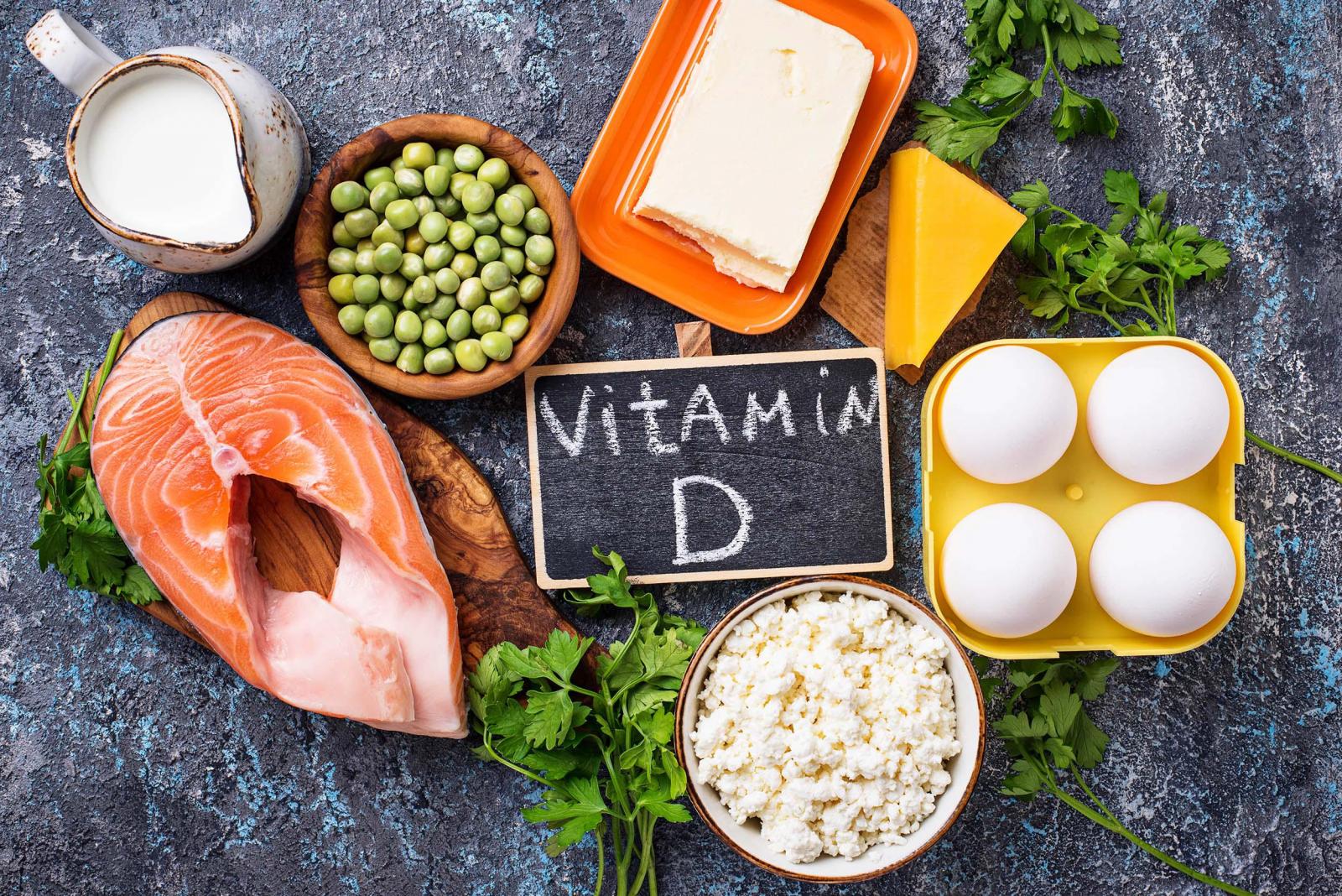 Витамин D может оказать благотворное влияние на течение COVID-19