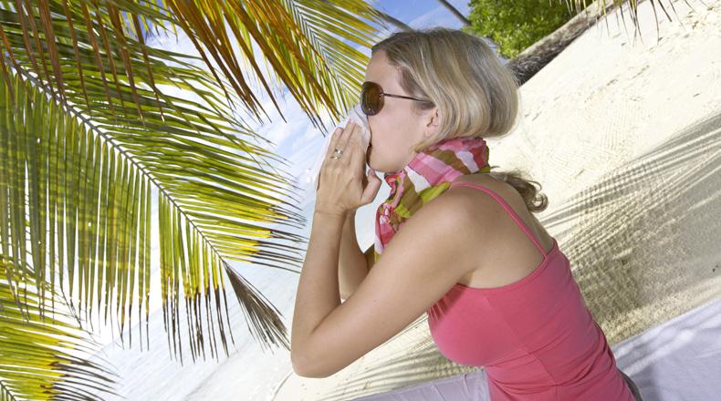 Как предотвратить летнюю простуду
