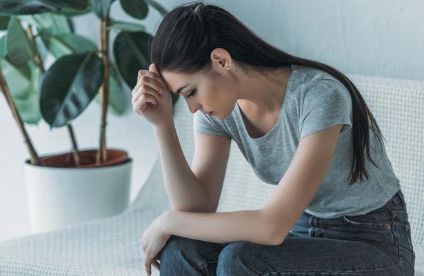 Как связаны герпес и депрессия