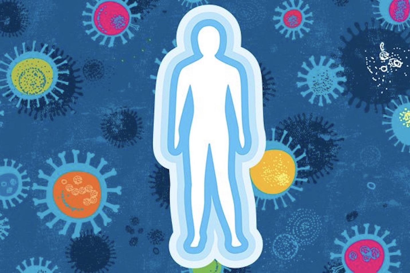 Медики советуют пожилым людям укреплять иммунитет витаминными комплексами