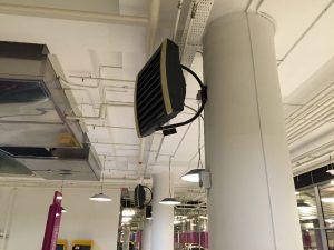 Тепловые установки от компании VOLCANO