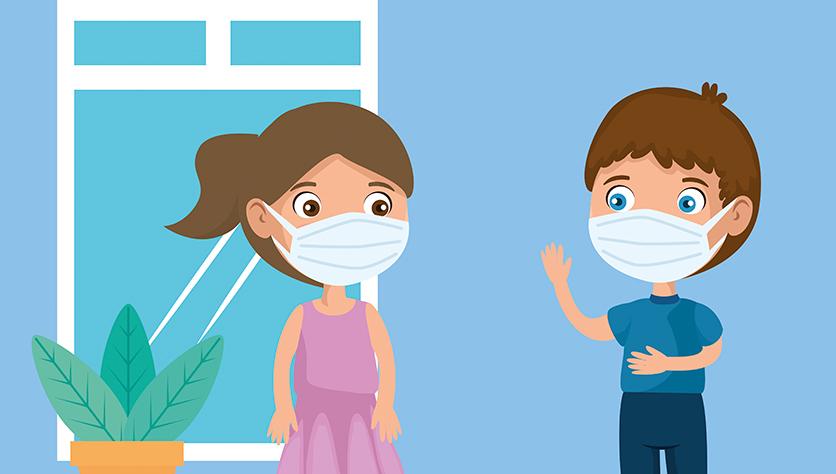 Врачи выявили удивительные особенности коронавирусной инфекции у детей