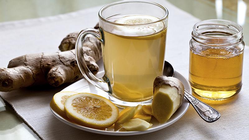 Напиток для укрепления иммунитета