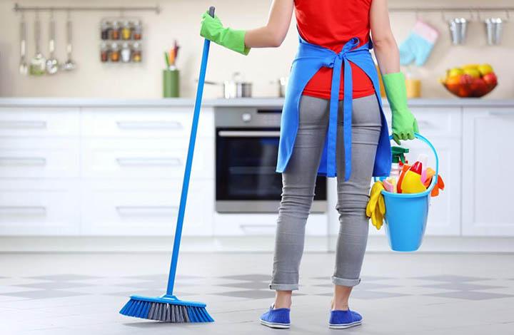 Как убрать дом без вредных химикатов?