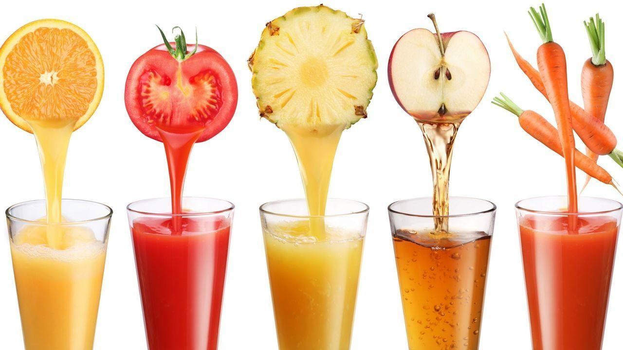 У соков обнаружили уникальные противовирусные свойства