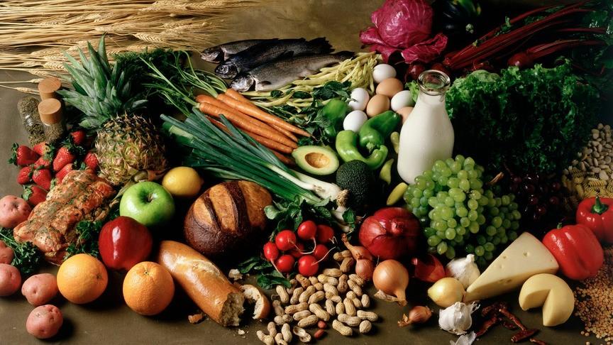 Зеленые продукты помогут поддержать иммунитет