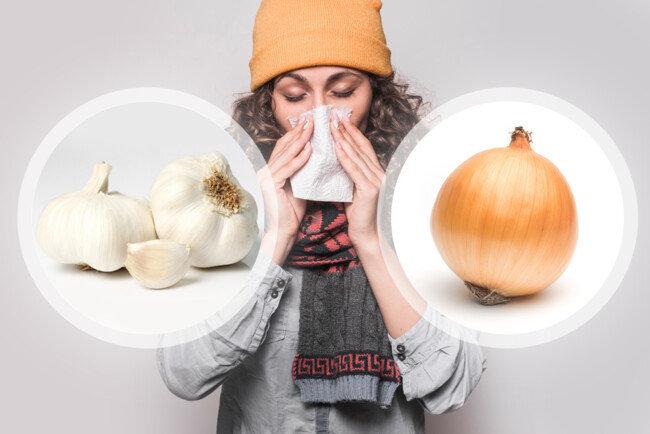 Повышает ли чеснок и лук иммунитет: ответ врача