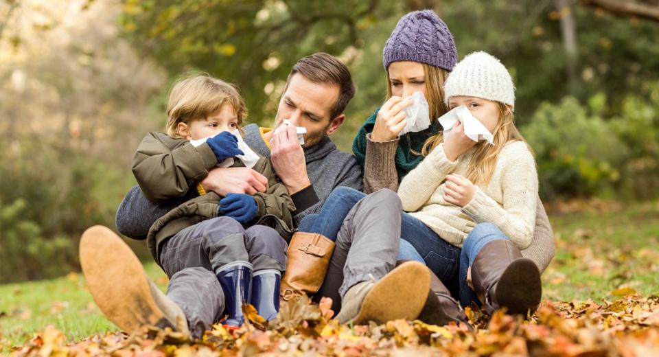 Как в осенний период повысить свой иммунитет?