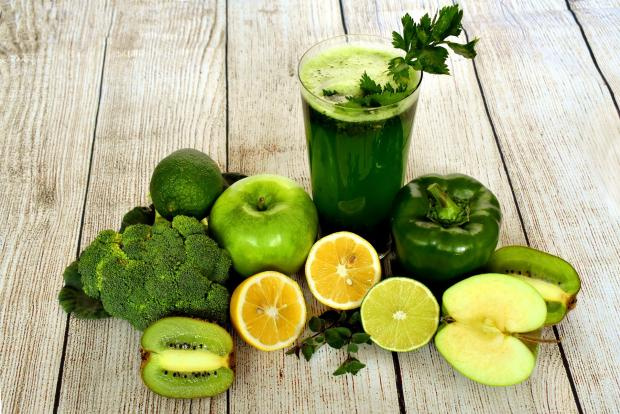 Зеленые продукты помогут поддержать иммунитет, говорят диетологи