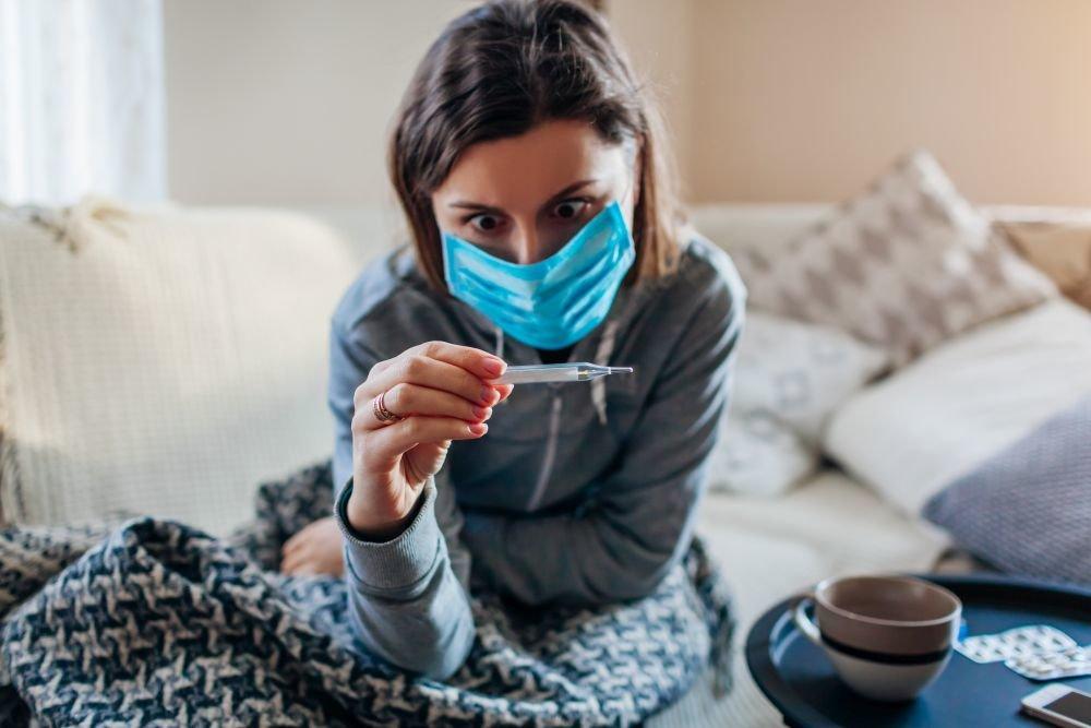 Иммунолог рассказала, как отличить COVID-19 от гриппа