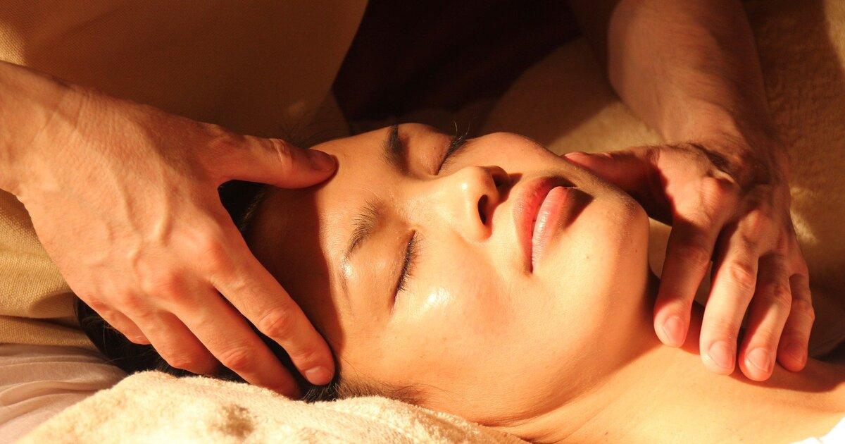 Точечный массаж для иммунитета