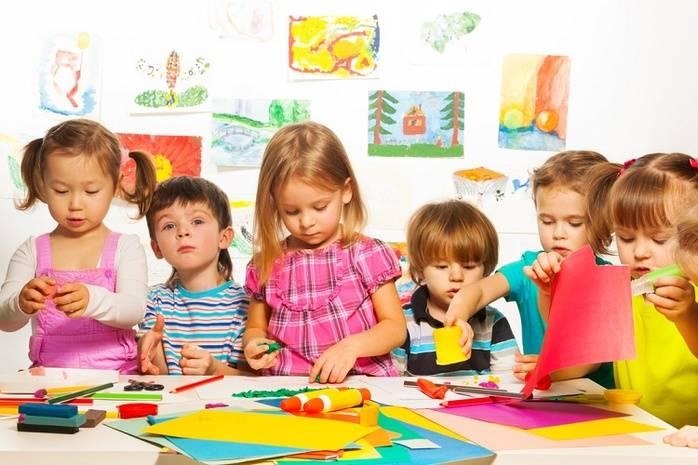 Частный детский сад: плюсы и минусы