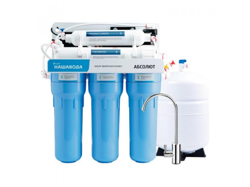 Чистая вода в дом каждого украинца