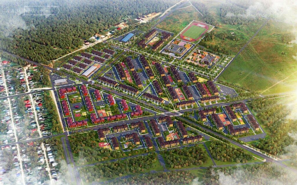 Выбор недвижимости в Березовском районе