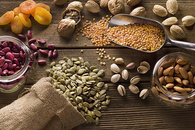 Питание при ослабленном иммунитете