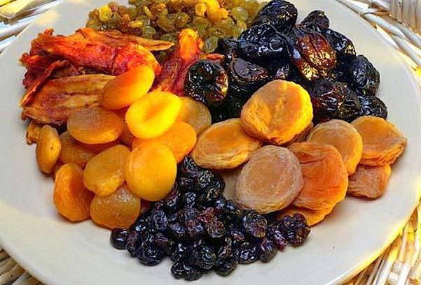 Лечебные смеси из сушеных яблок оздоравливают сердце и укрепляют иммунитет