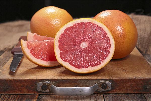 Грейпфрут укрепляет иммунитет, сердце и улучшает работу головного мозга