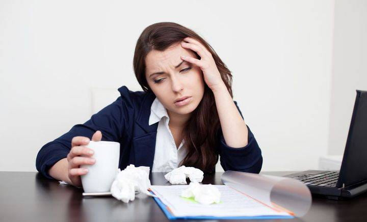 Главной причиной снижения иммунитета является стресс