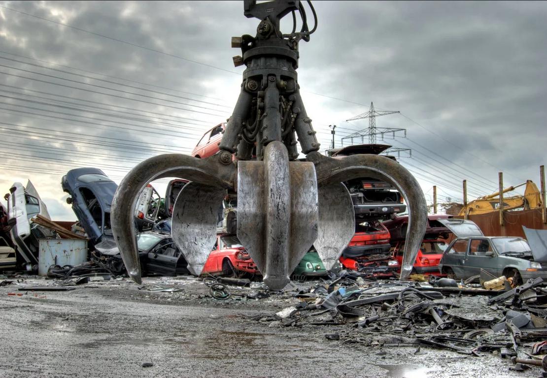 Сдать выгодно металлолом в Москве