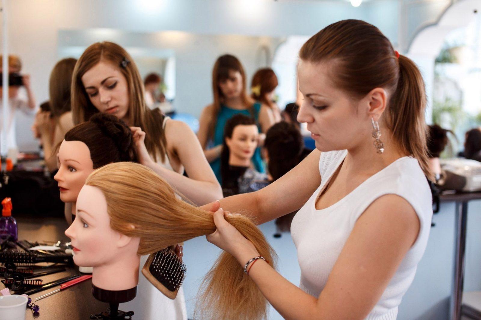 Особенности получения образования парикмахера