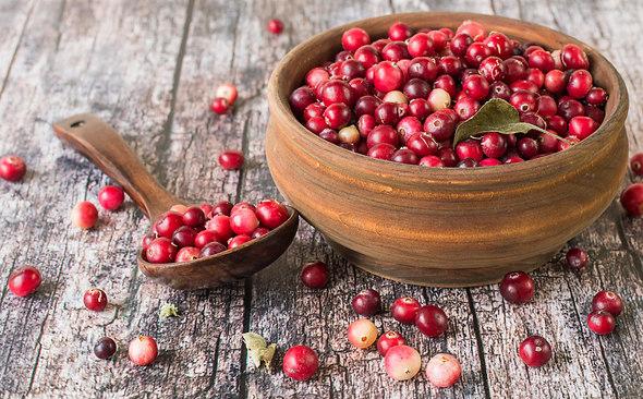 Диетолог назвала ягоды, укрепляющие иммунитет к осени