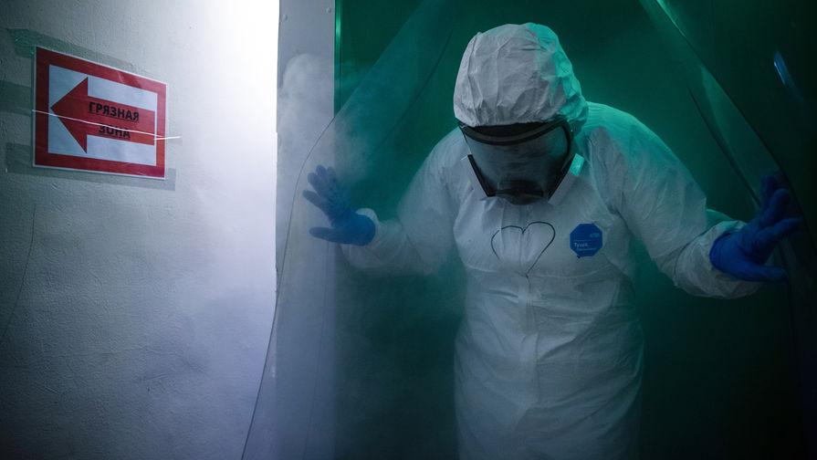 Медики назвали «благоприятный» симптом при коронавирусе